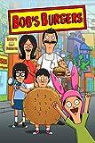 LONGLONG Bobs Burgers Season 10 60cm x 90cm 24inch x 36inch