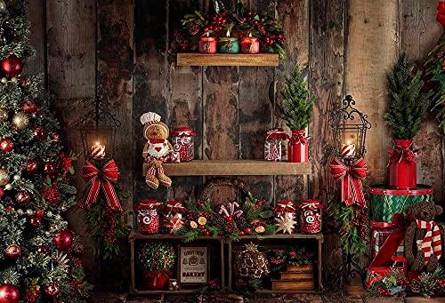 Weihnachten Fotografie Hintergrund...