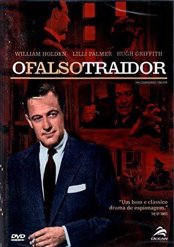 O Falso Traidor - ( The Counterfeit Traitor ) George Saton