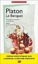 Le Banquet, Platon - Prépas scientifiques 2018-2019 - Edition prescrite - Thème philosophie de Platon