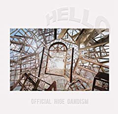 Official髭男dism「HELLO」のジャケット画像