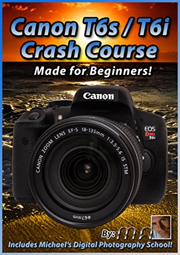 Maven Training Tutorial for Canon T6s / T6i DVD   Made for Beginners!