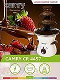 Camry CR4457 Schokoladenbrunnen - 6