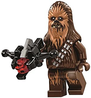 LEGO Stars Wars Death Star Minifigure - Chewbacca with Shooter Crossbow (75159)