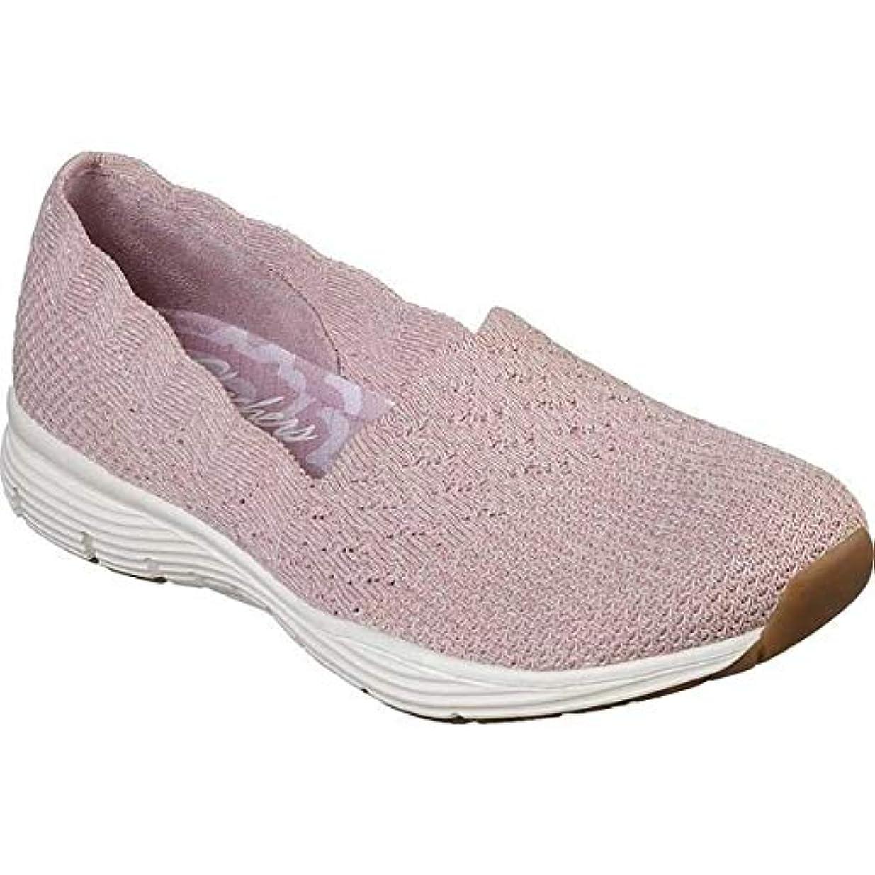 アルカトラズ島国民投票ペンダント[スケッチャーズ] レディース スニーカー Seager Stat Slip-On Shoe [並行輸入品]