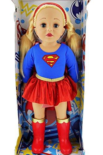 Madame Alexander DC Comics Superhero Girl Doll 18' - Supergirl