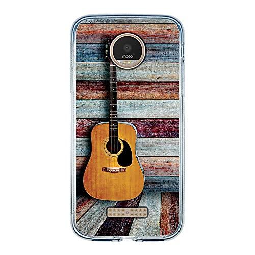 Capa Personalizada Motorola Moto Z Play - Música - MU03