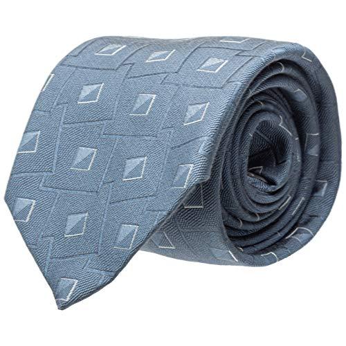 Emporio Armani herren Krawatte lavagna
