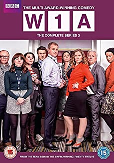 W1A - The Complete Series 3