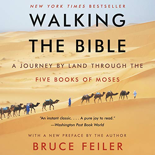 Walking the Bible  By  cover art