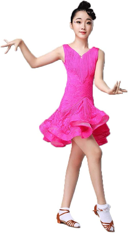 Chenyang86 Tanzkostüm - Troddelkostüm Performance Kostüm Frau Wettbewerb Wettbewerb Wettbewerb üben Uniform ärmellos B07QQPTST6  Langfristiger Ruf dc9511