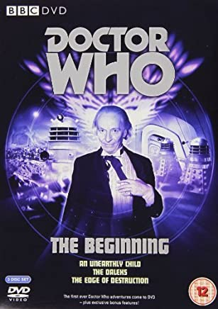 Doctor Who - The Beginning: An Unearthly Child / The Daleks / The Edge of Destruction