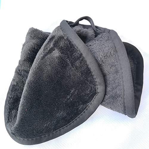 Panno struccante per il trucco, confezione da 3 pezzi, senza sostanze chimiche, per spostare istantaneamente il trucco con solo acqua, asciugamano per la pulizia del viso riutilizzabile