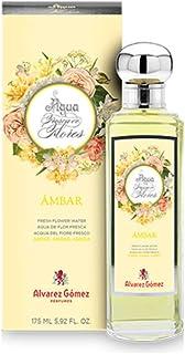 Álvarez Gómez - Agua Fresca de Colonia Fragancia Ambar - Frasco de 175 ml