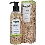 Meina Naturkosmetik - Bio Shampoo mit Orange,...