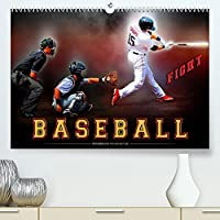 Baseball - Fight (Premium, hochwertiger DIN A2 Wandkalender 2022, Kunstdruck in Hochglanz): Baseball, Teamsport der Extra-Klasse - beeindruckende Bilder einer spektakulaeren Sportart. (Monatskalender, 14 Seiten )