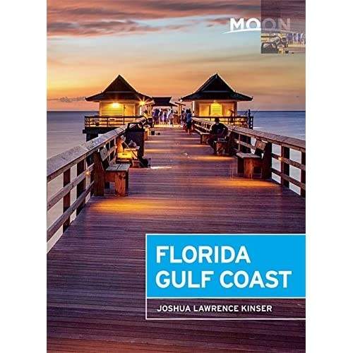 Moon Florida Gulf Coast (Travel Guide)