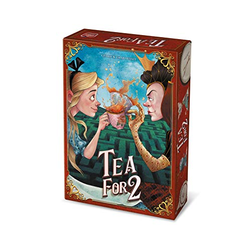 Tea for 2 - Gioco da tavolo edizione in Italiano (8855 ASMODEE ITALIA)