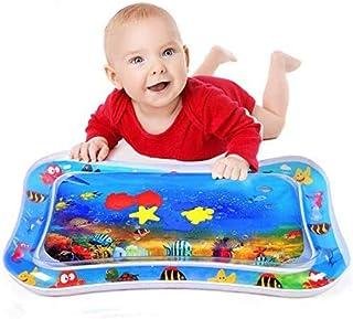 hollylife Cojín Alfombra Inflable de Agua para Bebé, SIN BPA, Alfombrilla Infantíl de Entretenimiento y Estimulación