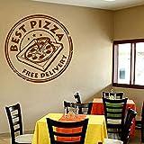 LovelyHomeWJ Express Pizza Aufkleber Restaurant Aufkleber