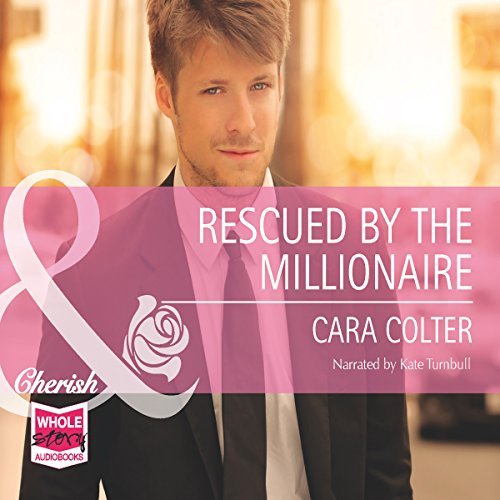 Rescued by the Millionaire audiobook cover art