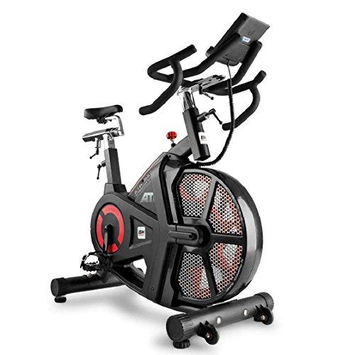 BH Fitness - Bicicleta Indoor i.airmag Semi Prof