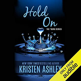 Hold On audiobook cover art