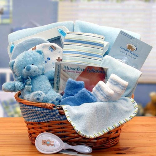 Baby Boy Blue Just for You!...