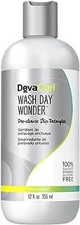 デヴァ Wash Day Wonder (Pre-Cleanse Slip Detangler - For All Curl Types) 355ml/12oz並行輸入品