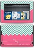 DecalGirl Skin per Kindle Fire HD, Live Laugh Love
