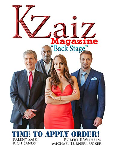 KZaiz Magazine 'Back Stage'