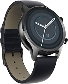 TicWatch C2 Plus 1GB RAM Wear OS by Google GPS NFC Payment IP68 Water and Dust Proof Smartwatch, Two Straps Included, iOS ...