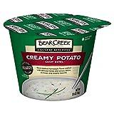Bear Creek Hearty Soup Bowl, Creamy Potato, 1.9 Ounce (Pack of 6)