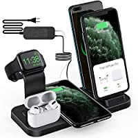 Sixmas 5 in 1 Wireless Charging Station