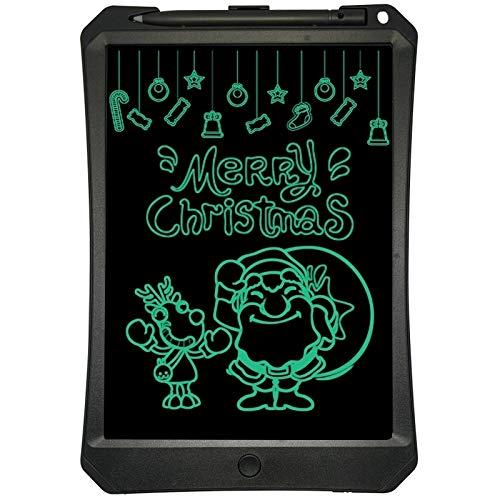 aizhinuo Productos electrónicos de dibujo Tabletas, garabatos tablero de garabatos Paulclub de 11 pulgadas LCD monocromática de la pantalla áspera de escritura a mano de la tableta