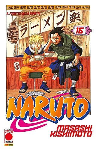 Naruto il Mito N° 16 - Ristampa - Planet Manga - Panini Comics - ITALIANO