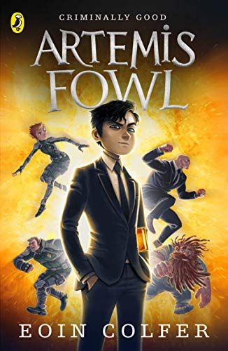 Artemis Fowl by [Eoin Colfer]