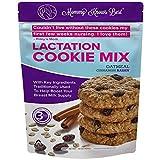 Lactation Cookies Mix Breastfeeding Supplement Oatmeal Cinnamon Raisin Breast Feeding Cookie...