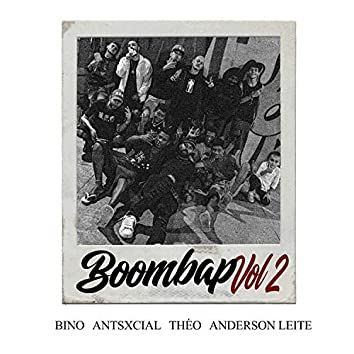 Boombap Vivo, Vol. 2