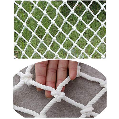 WWWANG Seil Sicherheitsnetz, Babyschutznetz, Schutzgartennetz, Net Seiltunnel, Seilnetz für Kinder, Gartenzaun Schutznetz Balkon Treppen Schutznetze Hängemattengröße: 1 * 8m (3.3ft * 26.2ft) staubdich