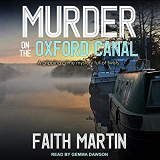 Couverture de Murder on the Oxford Canal