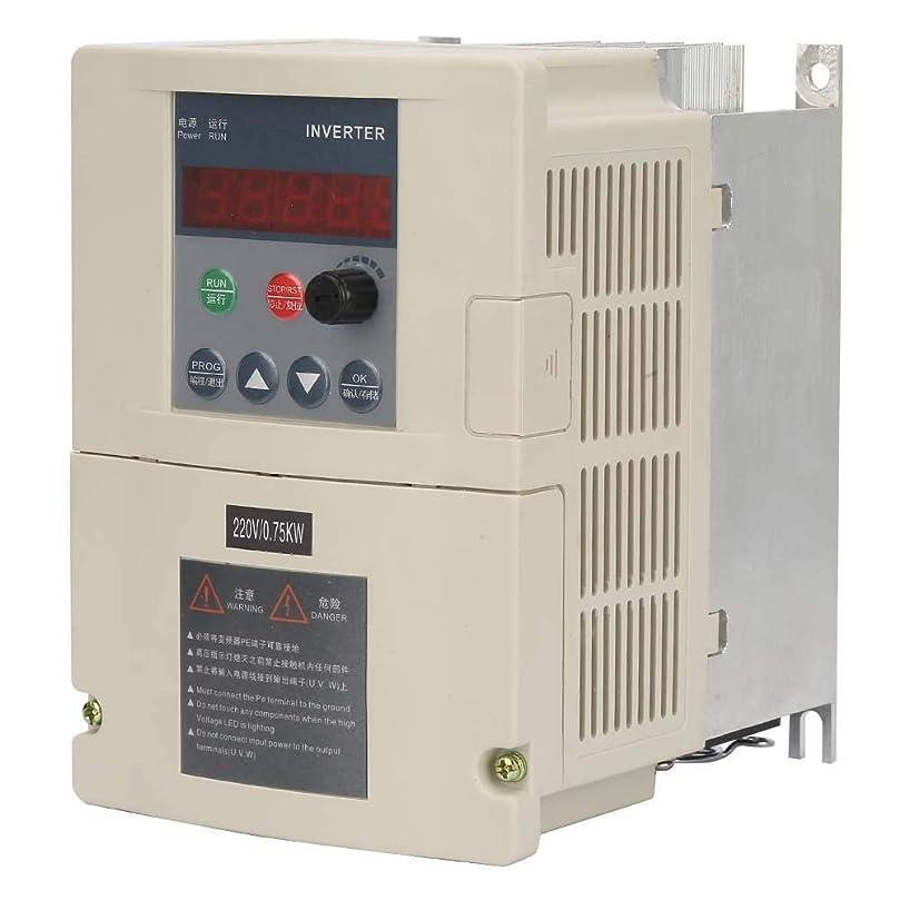 水差し派手欠点WXQ-XQ 周波数変換器、220V 0.75KWシングルために3つの位相可変周波数ドライブインバーターコンバーター