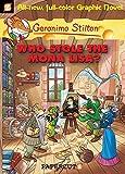 Geronimo Stilton Vol. 6: Who Stole the Mona Lisa? Preview (English Edition)