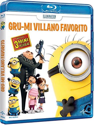 Gru: Mi Villano Favorito - Edición 2017 [Blu-ray]