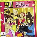 054/Klappe und Action! - Die Drei !!!