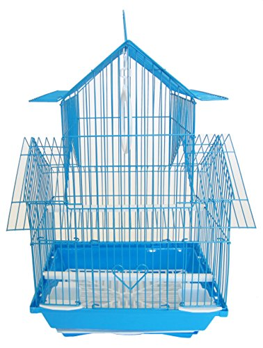 YML A1144blu Pagode Top Cage, Petite