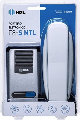 Interfone Eletrônico F8-SNTL HDL