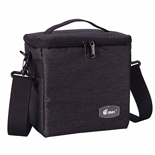 "G-raphy Camera Insert Camera Bag with Sleeves All Cameras (8""(L) x 5""(W) x 8""(H))"