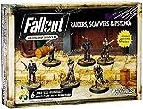 Fallout Wasteland Warfare Raiders, Scavvers & Psychos Fallout Minis