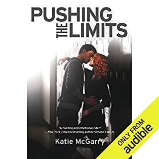 Pushing the Limits                   Written by:                                                                                                                                 Katie McGarry                               Narrated by:                                                                                                                                 MacLeod Andrews,                                                                                        Tara Sands                      Length: 11 hrs     1 rating     Overall 3.0